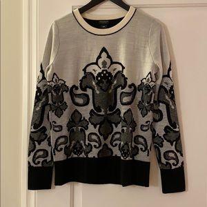 NWOT Club Monaco 100% wool sweater, size medium